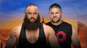 Strowman vs Owens