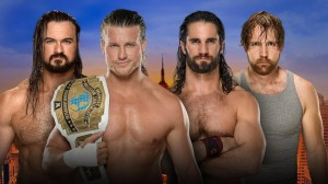 Ziggler vs Rollins
