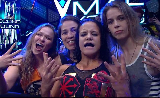 four-horsewomen