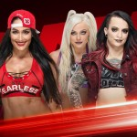 Bella Twins vs Riott Squad