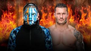 Hardy vs Orton