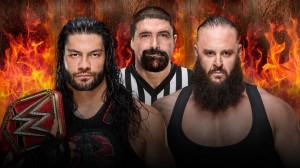 Reigns vs Strowman