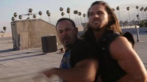 Eh oui, Chavo Guerrero en caméo!
