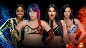 Naomi & Asuka vs Ilconics