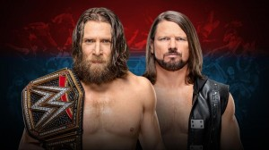 AJ Styles Vs. The New Daniel Bryan