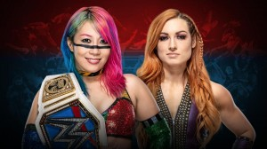 Asuka Vs. Becky Lynch