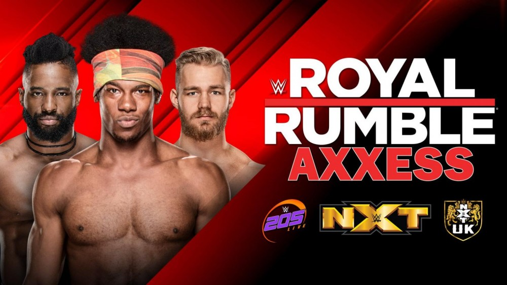royal rumble axxess