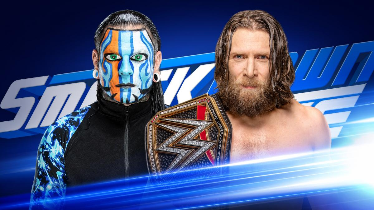 Jeff Hardy c. The New Daniel Bryan
