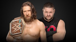 Kevin Owens c. The New Daniel Bryan