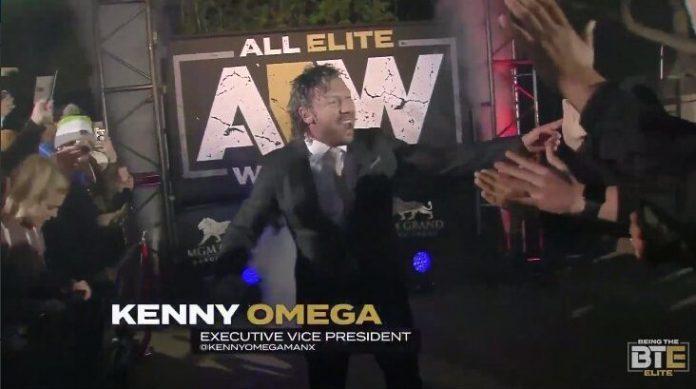 kenny-omega AEW