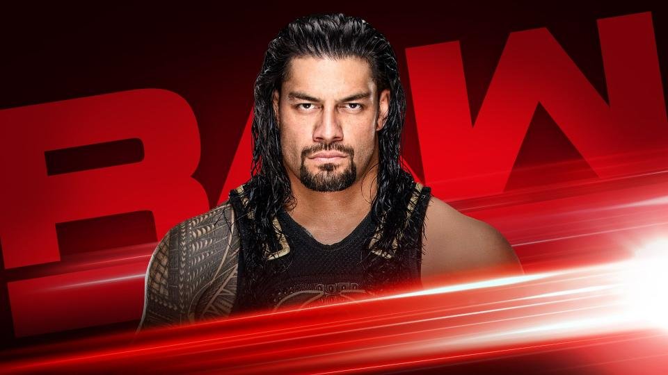 reigns raw
