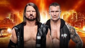 AJ Styles c. Randy Orton