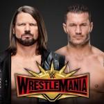 Styles vs Orton