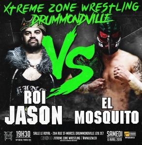 El Mosquito c. Roi Jason
