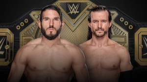 Johnny Gargano c. Adam Cole