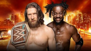 Kofi Kingston c. ''The New'' Daniel Bryan