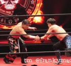 Tajiri vs Speedball Bailey