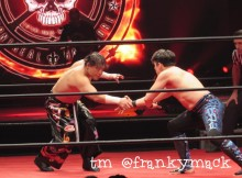 Tajiri vs Speedball Bailey