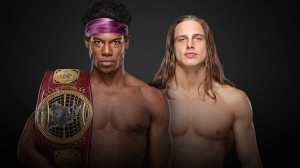 Matt Riddle c. Velveteen Dream