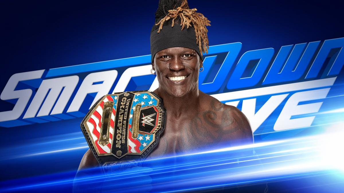R-Truth champion États-Unis
