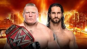 Seth Rollins c. Brock Lesnar