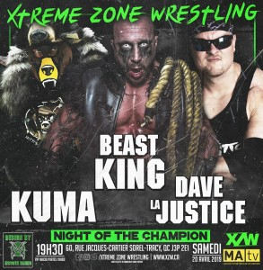 The Beast King FTM c. KUMA c. Dave la Justice