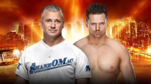 The Miz c. Shane McMahon