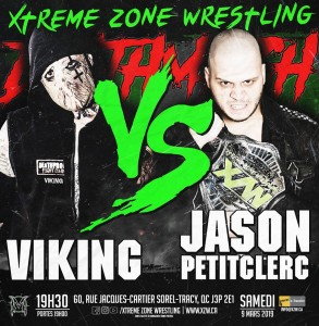 Viking c. Jason Petitclerc