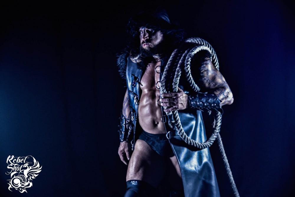 The Beast King FTM affrontera Mike Bailey lors de la finale.