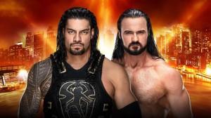 Reigns vs McIntyre