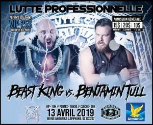 Beast King c. Benjamin Tull