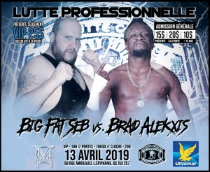 Big Fat Seb c. Brad Alekxis