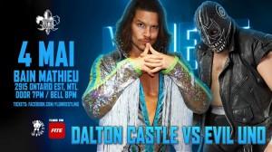 Dalton Castle c. Evil Uno