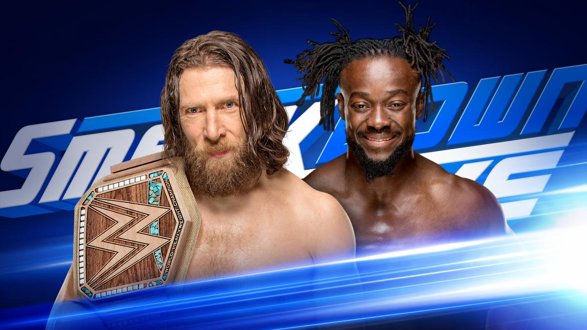 Daniel Bryan Kofi Kingston