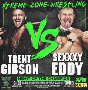 SeXXXy Eddy c. Trent Gibson