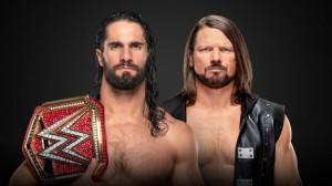 Seth Rollins c. AJ Styles