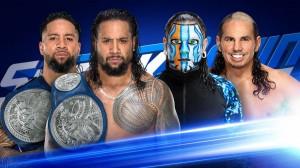 The Hardy Boyz c. The Usos