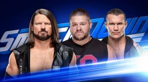 The Kevin Owens Show AJ Styles Randy Orton