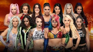 WM Women's Battle royale
