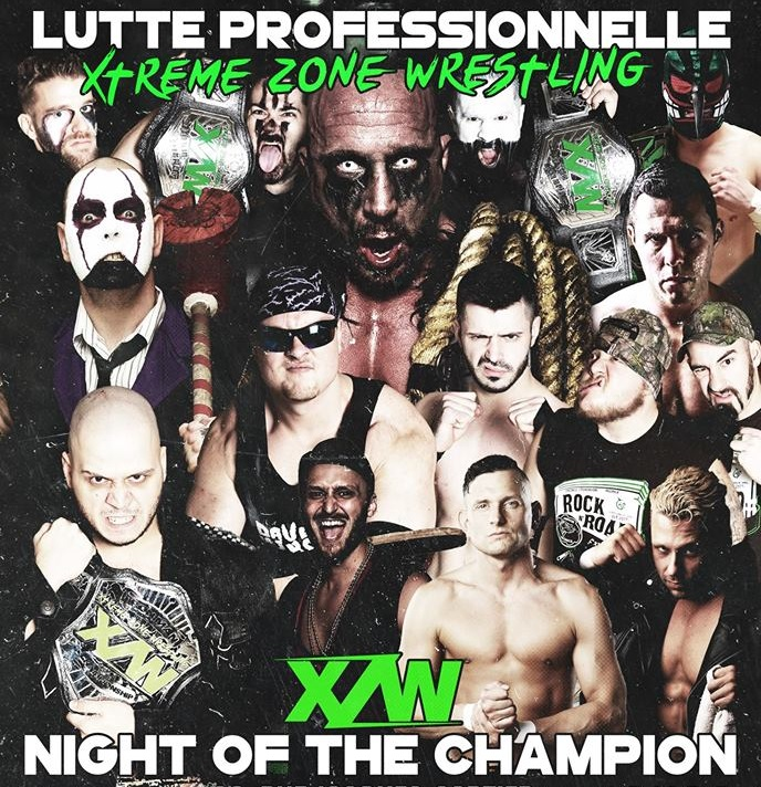 XZW 22 Night of the Champion 2019