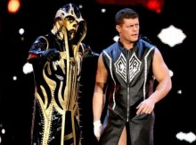 Dustin and Cody Rhodes