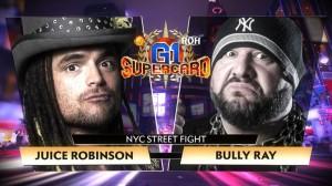 Bully vs Robinson