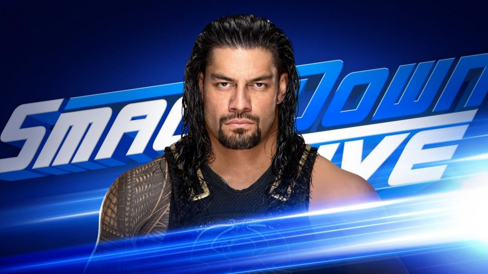 reigns smackdown live
