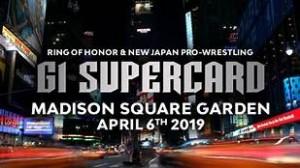 ROH et NJPW