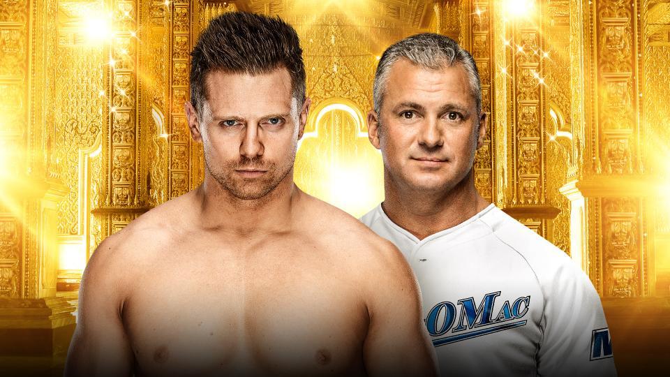Miz vs McMahon