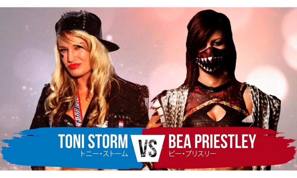 Storm vs Priestley