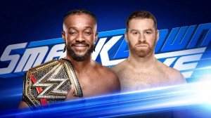 Kofi Kingston c. Sami Zayn