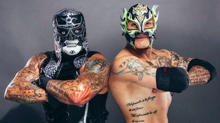 lucha brothers pentagon fenix