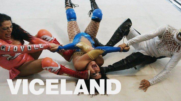 viceland wrestlers