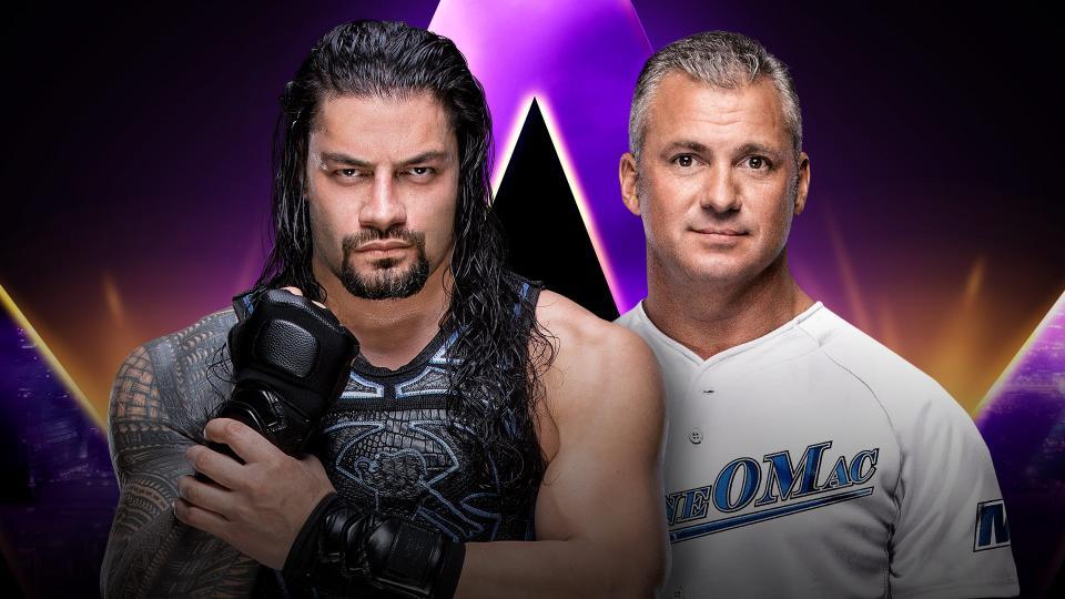 Reigns vs McMahon